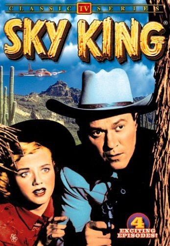 Sky King - Volume 1 (DVD-R) (1958) (All Regions) (NTSC) (US Import) [2005] from Alpha Video