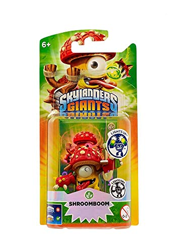 Skylanders Giants - Lightcore Character Pack - Shroomboom (Nintendo Wii/3DS/Wii U/PS3/Xbox 360) from ACTIVISION