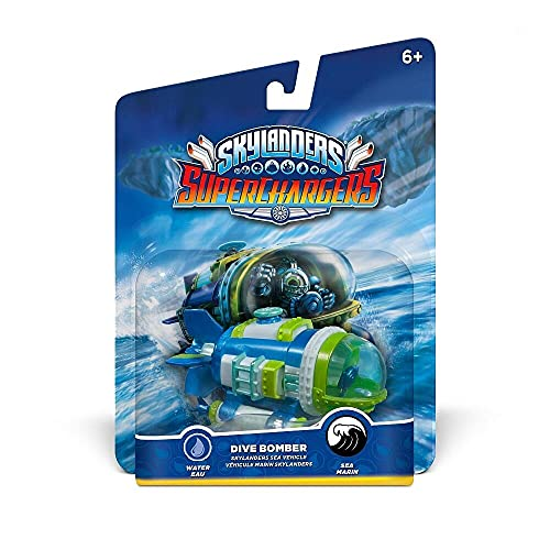 Skylanders SuperChargers Vehicle - Dive Bomber (PS4/Xbox One/Xbox 360/Nintendo Wii/Nintendo Wii U/Nintendo 3DS) from ACTIVISION