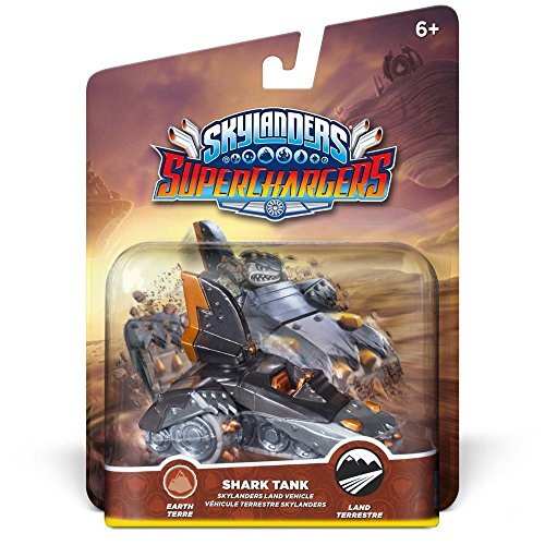 Skylanders SuperChargers Vehicle - Shark Tank (PS4/Xbox One/Xbox 360/Nintendo Wii/Nintendo Wii U/Nintendo 3DS) from ACTIVISION