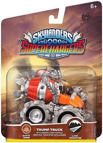 Skylanders SuperChargers Vehicle - Thump Truck (PS4/Xbox One/Xbox 360/PS3/Nintendo Wii/Nintendo Wii U/Nintendo 3DS) from ACTIVISION