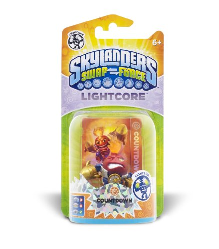 Skylanders Swap Force - Light Core Character Pack- Countdown (PS4/Xbox 360/PS3/Nintendo Wii/3DS) from ACTIVISION