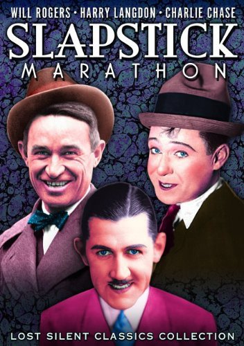 Slapstick Marathon (DVD-R) (1915) (All Regions) (NTSC) (US Import) [Region 1] from Alpha Video