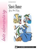 Slavic Dance - Piano - SHEET from Alfred Music Publications