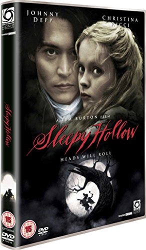 Sleepy Hollow [DVD] from Studiocanal