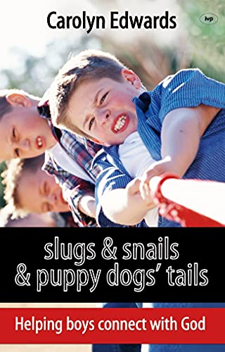Slugs and snails and puppy dogs' tails: Helping Boys Connect With God from IVP
