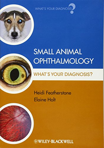 Small Animal Ophthalmology: What's Your Diagnosis? from Wiley-Blackwell