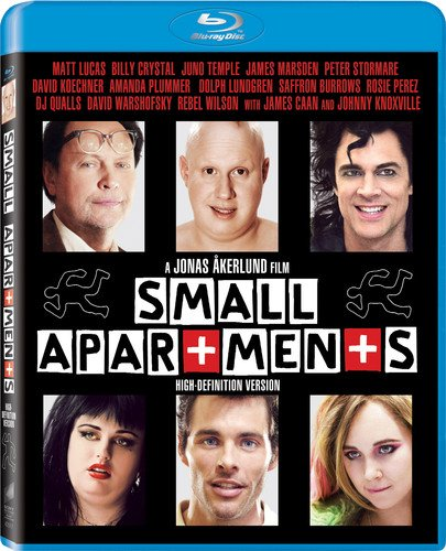 Small Apartments [Blu-ray] [2012] [US Import] from Sony Pictures Home Entertainment