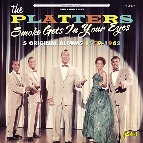 Smoke Gets In Your Eyes - 5 Original Albums 1959-1962