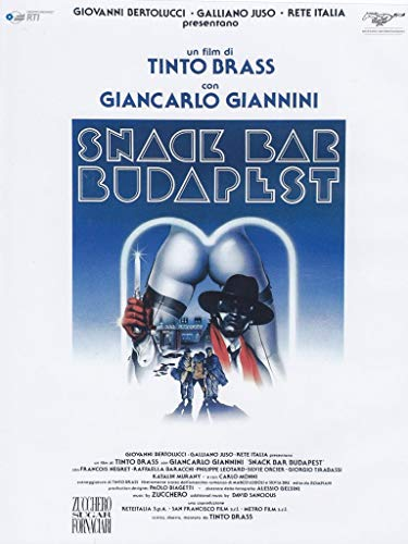 Snack Bar Budapest from Mustang Entertainment
