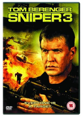 Sniper 3 [DVD] [2004] from Sony Pictures Home Entertainment
