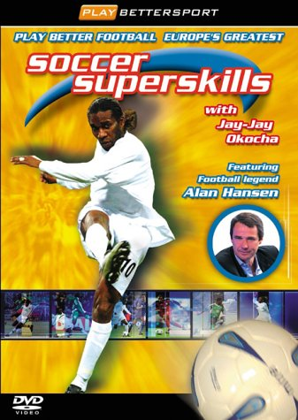 Soccer Superskills With Jay Jay Okocha [DVD] from Sony Pictures
