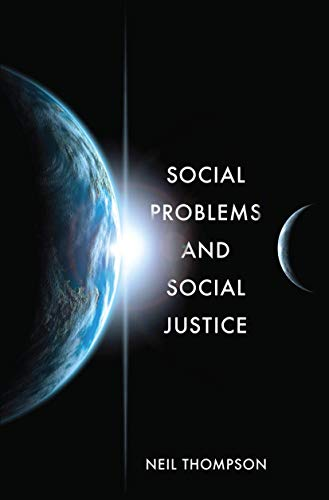 Social Problems and Social Justice from Palgrave