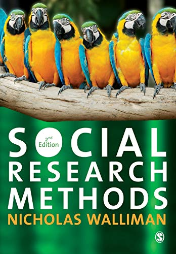 Social Research Methods from SAGE Publications Ltd