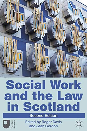 Social Work and the Law in Scotland from Palgrave