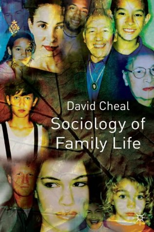 Sociology of Family Life from Palgrave