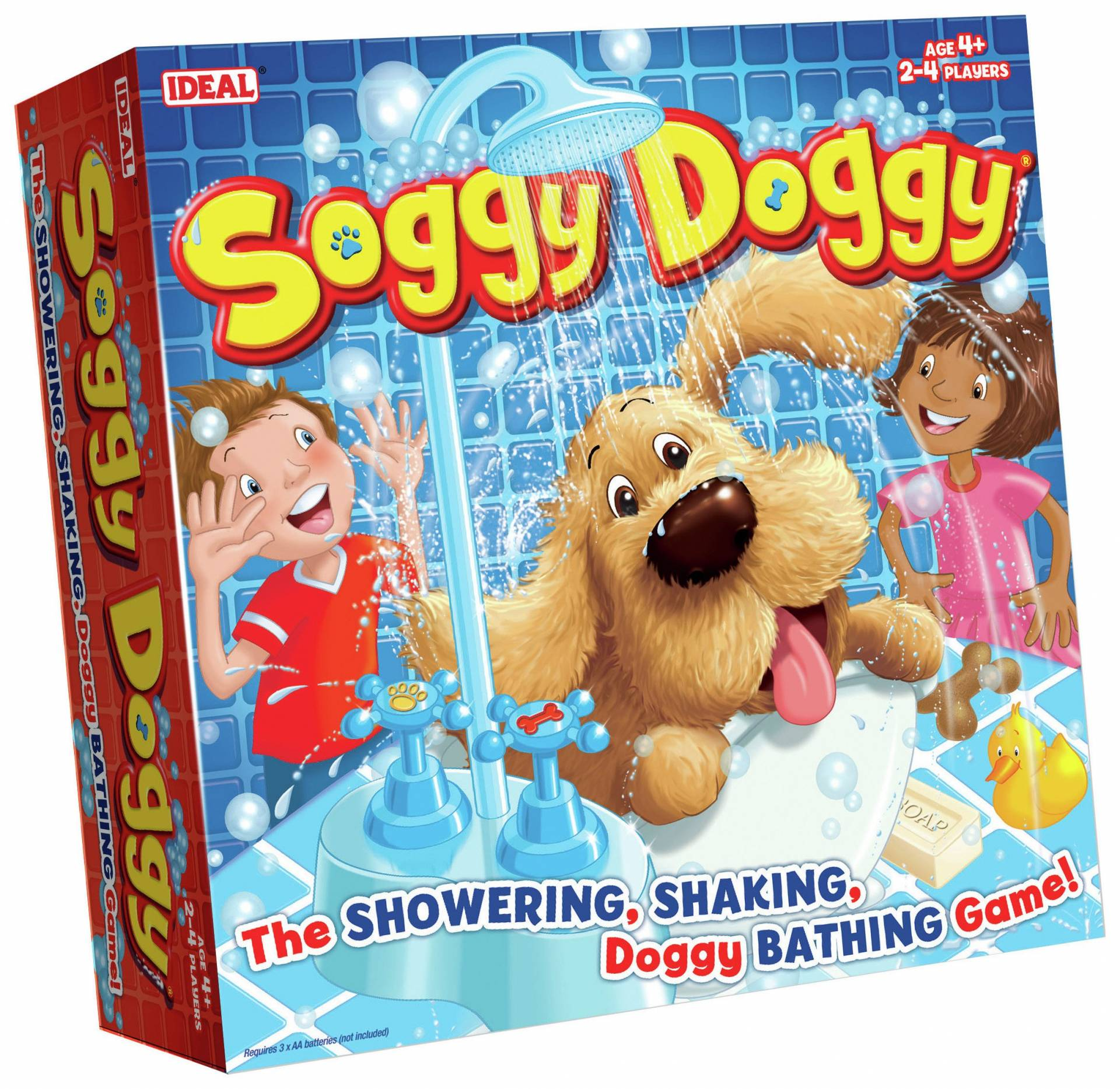 Soggy Doggy - Game. from Ideal