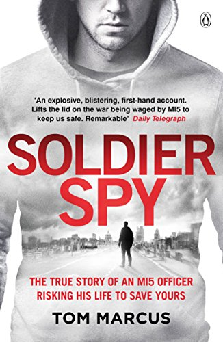Soldier Spy from Penguin