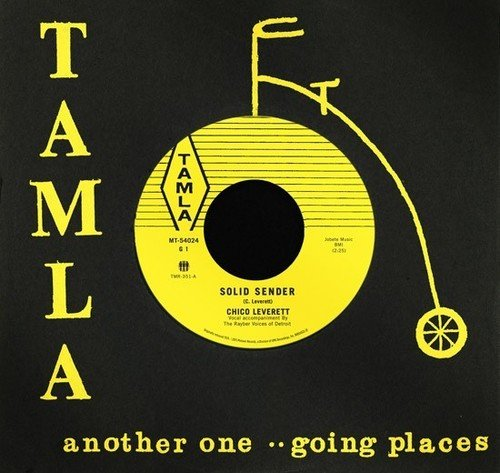 "Solid Sender / I'll Never Love Again [7"" VINYL] from Third Man Records"