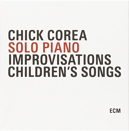Solo Piano - Improvisations/Children's Songs