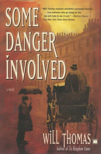 Some Danger Involved: A Novel (Barker & Llewelyn) from Touchstone