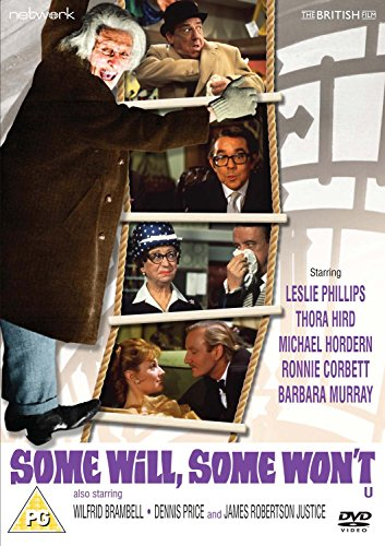 Some Will, Some Won't [DVD] from Network