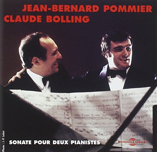 Sonata for Two Pianists from Fremeaux