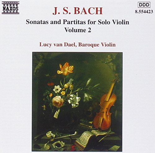 Sonatas and Partitas for Solo Violin, Vol.2
