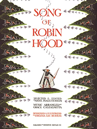 Song of Robin Hood from Houghton Mifflin (Trade)