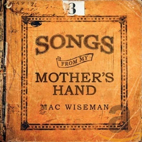 Songs From My Mother's Hand from WRINKLED RECORDS