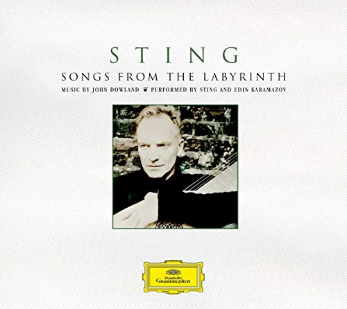 Songs From The Labyrinth from Deutsche Grammophon