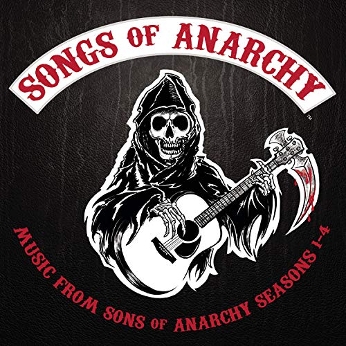 Songs Of Anarchy: Music From Sons Of Anarchy Seasons 1-4 from Sony CMG