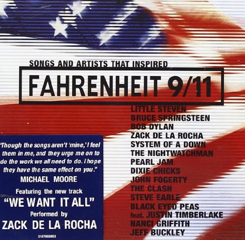 Songs and Artists That Inspired Fahrenheit 9/11 from EPIC