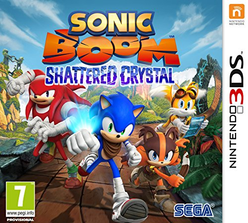 Sonic Boom: Shattered Crystal (Nintendo 3DS) from Nintendo