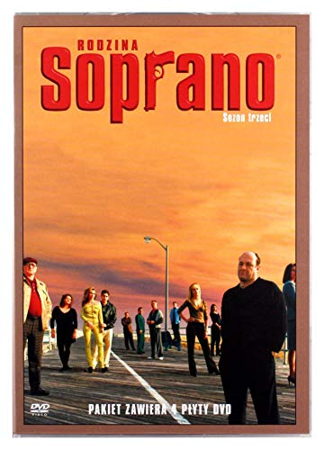 Sopranos Series 3: Box Set, The [4DVD] from Galapagos