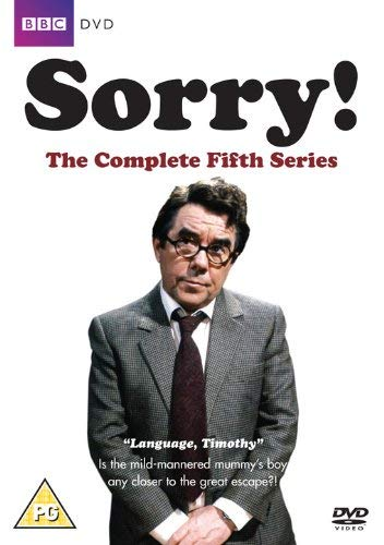 Sorry - Series 5 [DVD] from 2entertain