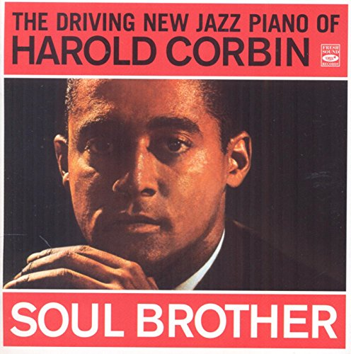 Soul Brother - The Driving Jazz Piano Of