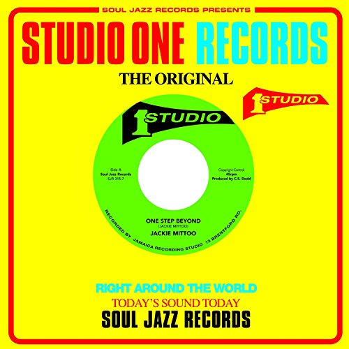 "[Soul Jazz Records Presents Studio One 45s] One Step Beyond/See A Man's Face [7"" VINYL]"