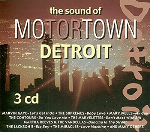 Sound of Motortown Detroi