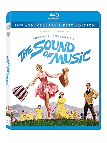 Sound of Music: 50th Anniversary Edition [Blu-ray] [US Import] from TCFHE