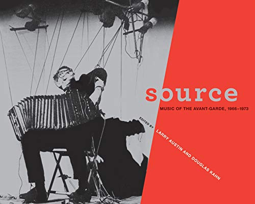 Source: Music of the Avant-Garde, 1966-1973 from University of California Press