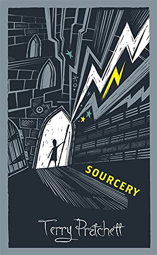 Sourcery: Discworld: The Unseen University Collection (Discworld Hardback Library) from Gollancz