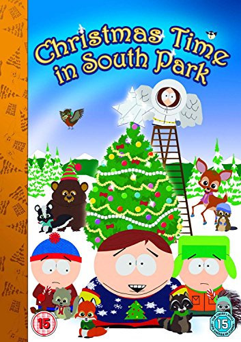 South Park - Christmas Time in South Park [DVD] from Paramount Home Entertainment