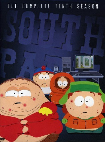South Park: Complete Tenth Season [DVD] [1998] [Region 1] [US Import] [NTSC] from Paramount Home Video