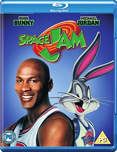 Space Jam [Blu-ray] [2016] [Region Free] from Whv