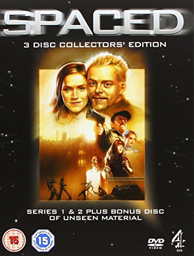 Spaced - Definitive Collectors' Edition [DVD] from Channel 4 DVD