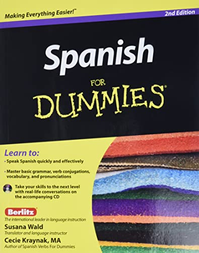 Spanish For Dummies from For Dummies