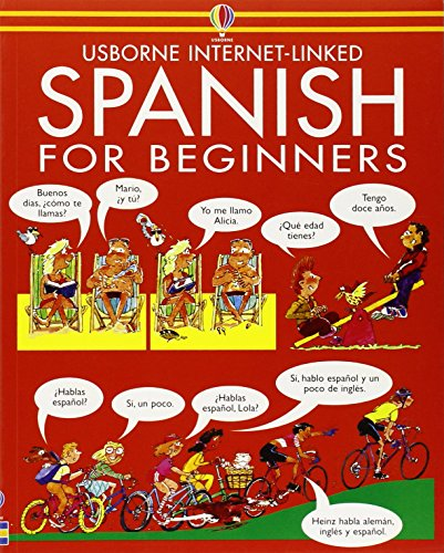 Spanish for Beginners (Usborne Language Guides) from Usborne Publishing Ltd