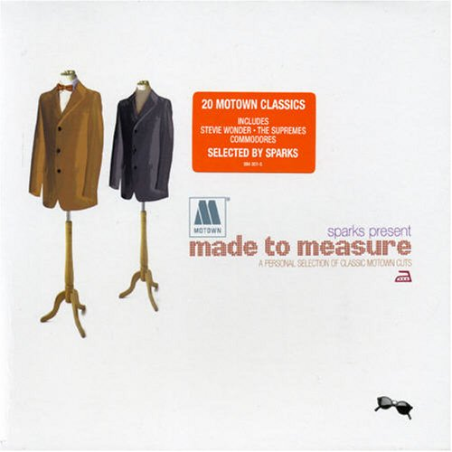 Sparks Present Motown Made To Measure