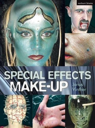 Special Effects Make-up: For Film and Theatre (Special Effects) (Backstage) from Methuen Drama